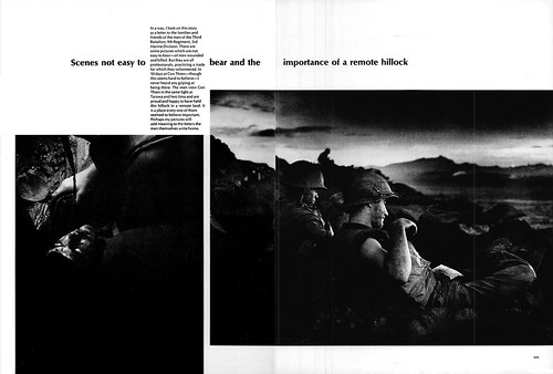 LIFE Magazine Oct 27, 1967 (9) - Inside the Cone of Fire at Con Thien