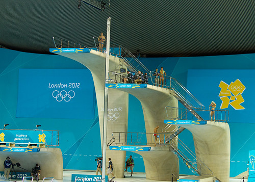 Olympic 10m Diving Competition
