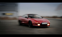 Toyota MR2 2.0T (Mr. Dexter) Tags: cars car speed canon 350d 50mm cam twin automotive turbo toyota vehicle rolling mr2 jdm 16v 20t