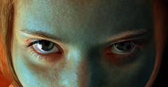 DSC_3480 C (C&C52) Tags: closeup yeux regard artnumérique