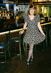 From 2006 (Laurette Victoria) Tags: wisconsin dress milwaukee brunette fridays laurette laurettevictoria patternedhose