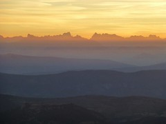 The Alps in early morning sunlight (Goldfishrok) Tags: montventoux