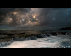 All Your Secrets (AnthonyGinmanPhotography) Tags: water flow moody southcoast illawarra littleausti olympuse620 olympus1122mmf28