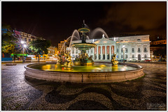 Praça de Dom Pedro IV - Lisboa (Alessandro Laporta Photographer) Tags: portugal lisboa iv lisbona portogallo rossio laporta praçadedompedro alessandrolaporta fotocesco