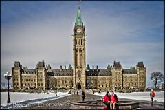 The Real Parliament Buildings  52-365 (Dan Dewan) Tags: winter ontario colour ottawa ideas parliamenthill day52 centennialflame centreblock canoneos7d day52365 canonefs18135mmf3556is 3652013 365the2013edition dandewan 21feb13