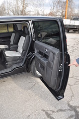 "2012 Ford Flex Rear Suicide Doors • <a style=""font-size:0.8em;"" href=""http://www.flickr.com/photos/85572005@N00/8497431303/"" target=""_blank"">View on Flickr</a>"