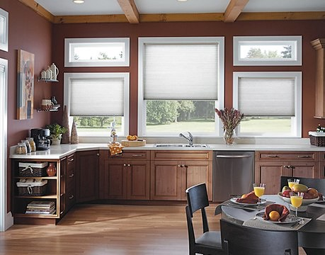 Four Window Treatment Styles For Your Kitchen Windows