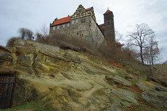 St Servatius (Quedlinburg, Germany) (armxesde (off - too much work)) Tags: church germany deutschland pentax kirche k5 stiftskirche quedlinburg sachsenanhalt stservatius stservatii