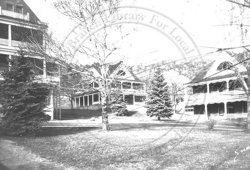 Photo - Historic photo of Boulder Sanitarium Cottages