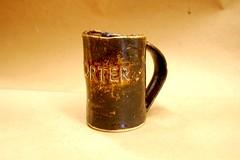 Porter (Jeremiah Ivey) Tags: mugs handmade mug stoneware highfire handbuild