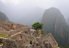 Machu Picchu (3) (john a d willis) Tags: peru fog inca mystery day cusco machupicchu archeologicalsite