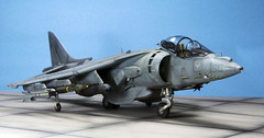 Hasegawa AV-8B Harrier II: Final Analysis (dm.miniatures) Tags: scale miniatures construction fighter aircraft military workinprogress jet plastic marines build hasegawa stol assembly harrier scalemodels av8b 148 fighterbomber vstol scalemodeler harrierii aircraftscalemodel militaryscalemodels