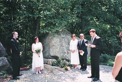 Scan-130304-0024 (Area Bridges) Tags: 2003 wedding newyork june ceremony weddingceremony june2003 poundridge june262003