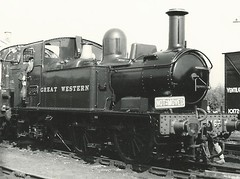 1466 (hugh llewelyn) Tags: centre railway didcot gwr gws collett 14xx 042t no1466