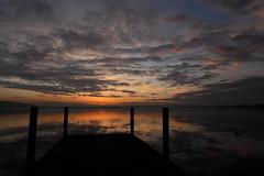 Abendrot (He_Da) Tags: sunset night clouds schweiz switzerland cloudy wolken zug afterglow zugersee lakezug