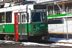 3697 (D. Brigham) Tags: trolley transportation mbta cambridgemass kinkitrain