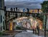 Perugia (R.o.b.e.r.t.o.) Tags: italy nikon bravo italia pg roberto perugia umbria viadellacquedotto d700 hdr5raw