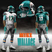 dolphins MIKE WALLACE 4