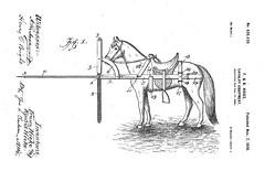 Man 'O' War (LisaGenius) Tags: horse weapon spear