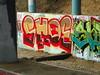 SHOE VRS (NW Graffiti) Tags: 2 two hk art up painting shoe graffiti paint nw northwest tag tags graff bomb throw dynasty depths mings vrs shoe2 throwie 2shoe