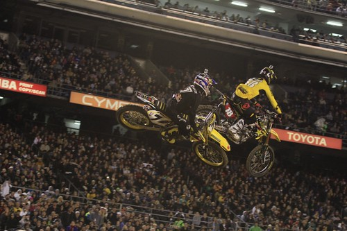 """San Diego SX Race • <a style=""""font-size:0.8em;"""" href=""""https://www.flickr.com/photos/89136799@N03/8568339567/"""" target=""""_blank"""">View on Flickr</a>"""