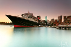 Queen Mary 2 - Sydney
