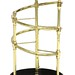 72. Brass and Iron Umbrella Stand
