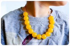 Smile Sunshine Designs Kids Chewable Necklace (smilesunshinedesigns) Tags: wood boy baby girl toy wooden necklace natural ring cotton babywearing organic teething nursing autism silicone sensory chewable bpafree chewbeads smilesunshinedesigns