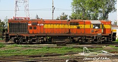#14877 WDM-3 from Vatva (FoxbatOne) Tags: station indian railway railways cantt ambala irfca 14877 wdm3