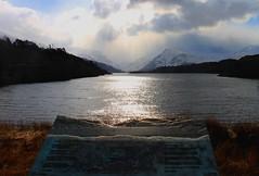 Llyn Padarn (alan gerlan) Tags: wales cymru snowdon llanberis gwynedd llynpadarn brynrefail