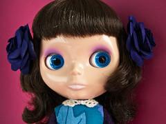 Bubblegum (Helena / Funny Bunny) Tags: doll blythe bubblegum ebl funnybunny fancypansy solidbackground ordinarystar buphoto fbfashion