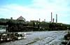 038 650 + 038 631  Tübingen  13.09.75 (w. + h. brutzer) Tags: analog train germany deutschland nikon eisenbahn railway zug trains db steam locomotive tübingen dampflok lokomotive p8 038 eisenbahnen dampfloks webru