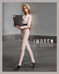 Just BE DARING -   #Imogen #NuFace #AlexanderMcQueen #Balmain #FashionDoll #IntegrityToys #FashionRoyalty #Blonde #WClub #Supermodel  #LookBook #Fashion #FW16 #Dolls #ITBE #Summer #FashionPhotography #NuFace #Vogue #Cosmopolitan (aralghostier) Tags: imogen nuface alexandermcqueen balmain fashiondoll integritytoys fashionroyalty blonde wclub supermodel lookbook fashion fw16 dolls itbe summer fashionphotography vogue cosmopolitan