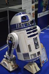 r2d2 (coffeebucks) Tags: droid droids r2d2 starwars starwarscelebration starwarscelebrationeurope swce londonexcel londonexcelcentre starwarscelebration2016 starwars2016