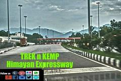 #himalayanExpressway #travelling #shivalikRange #parwanoo #zirakpur #himachal #punjab #India (treknkemp) Tags: himachal india parwanoo shivalikrange travelling zirakpur punjab himalayanexpressway