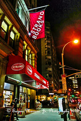 New York City (Themarrero) Tags: nyc newyork newyorkcity eastvillage strandbookstore strand bookrow benbass fredbass nancybass