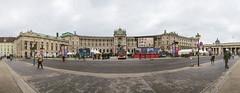 Hofburg (Malu photoghraphy) Tags: vienna wien austria holiday hofburg palace europe travel plaza discover canon tamron landscape street