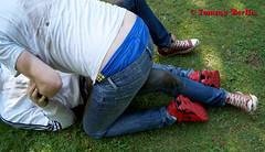 jeansbutt10611 (Tommy Berlin) Tags: men jeans butt ass ars levis fight