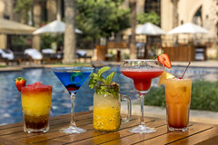 Refreshing Cocktails at Ewaan Poolside (arielcaguin) Tags: cocktail cocktails mocktail mocktails refreshing thirstquencher drinks bar bardrinks colorfuldrinks pool poolside swimmingpool