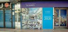 St James Centre 12 (allybeag) Tags: stjamescentre edinburgh shoppingcentre shoppingmall leithstreet predemolition emptyshops eerie memories architecture urban city