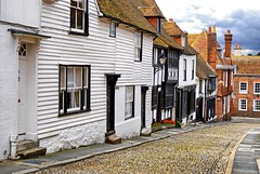 cobbled road (friendlydrag0n) Tags: cobbled road england picturesque beautiful quaint old fashioned