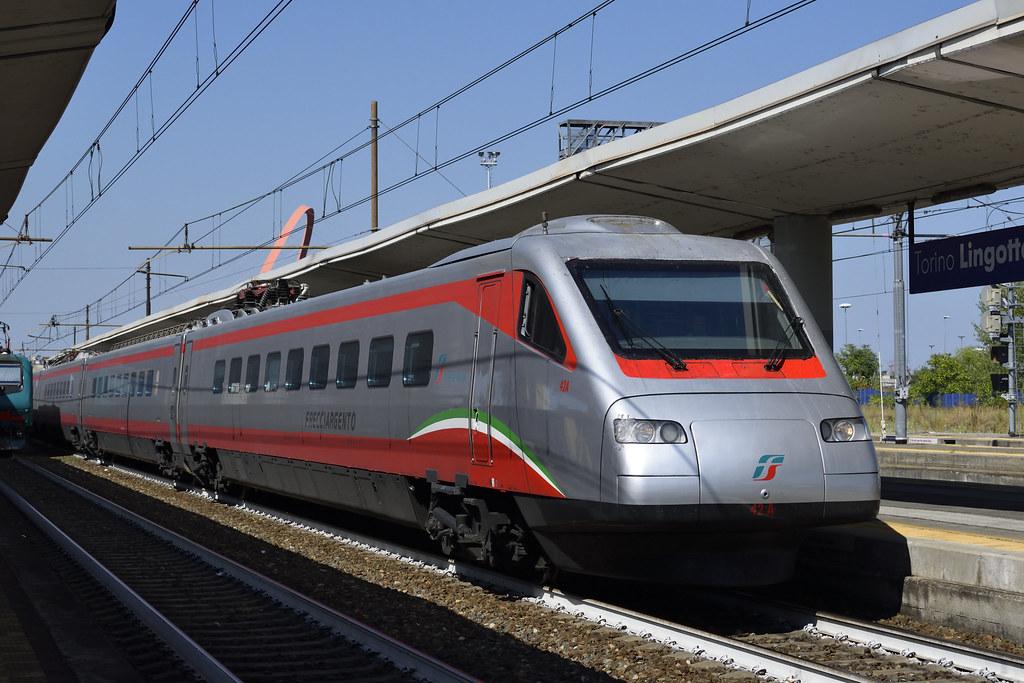 The world 39 s best photos of etr485 flickr hive mind - Orari treni torino porta nuova genova brignole ...