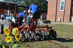 2016: Conn Center Hemp Planting (UofL Speed School) Tags: universityoflouisville uofl conn center for renewable energy research