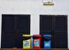 Color & Shape (Br@jeshKr) Tags: colorshape color shape trash door window brajeshart