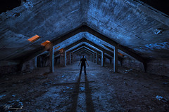 Suggestion (Darkflip) Tags: terror noche nocturna night linternas escena larga largaexposicin longexposure fotografia tomassanchez luisjdelafuente cristinagarciaceleiro carrasquilla