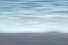 Ocean ICM (Tom Farrow) Tags: ocean wave icm sand beach seminyak white brown blue water sea bali movement intentional camera nikon blur motion shore outdoor seaside landscape