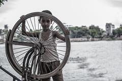 Different wheel (saiful0760) Tags: different view bangladesh child street life chilhood dhaka saiful islam