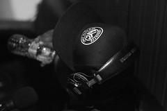 NYC (Brotha Kristufar) Tags: monochrome bw 50mm canon indoor black white comedy talk discussion entertainment damien lemon podcast nyc brooklyn jayz studio engine room portrait portraits portraiture new york city premium pete