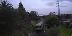 Hurstbridge/Eltham Comeng (damo2016 photos) Tags: hurstbridge eltham connex comeng brownst heidelberg suburban 2004