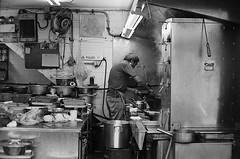 Kitchen, Old Restaurant, Cheung Chau, Hong Kong (duncanwong) Tags: canon 50mm 095 f095 leica m7 m ltm bayonet mod modification conversion local old vintage restaurant kitchen cook culture food mood moody